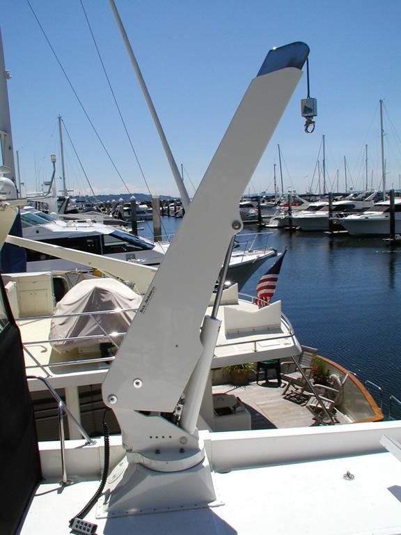 Davit Lx Linear Xtending Models Nickjackson Co Boat Lifts
